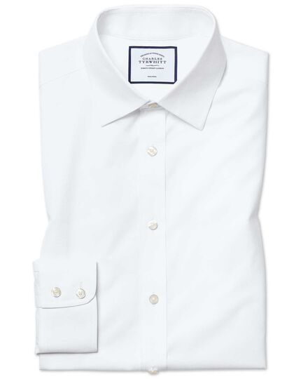 Need an easy care white dress shirt, or other women's no iron shirts? Lands' End offers a variety of wrinkle free shirts for women and no iron women's shirts.